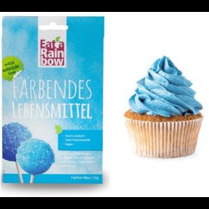 Mangia un arcobaleno colorante alimentare blu (10g)