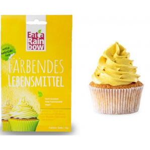 Eat a Rainbow Colouring Food Yellow (10g)