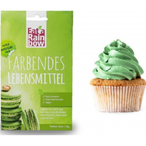 Eat a Rainbow Coloring Food Green (10g)