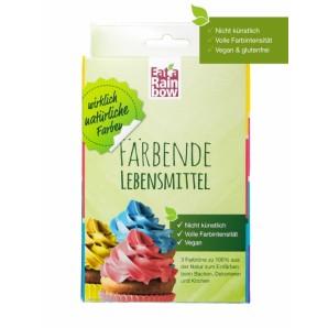 Eat a Rainbow Farbmix blau/gelb/magenta (3x10g)