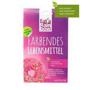Eat a Rainbow Färbendes Lebensmittel pink (10g)