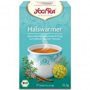 Yogi Tea - Halswärmer (17x1.8g)