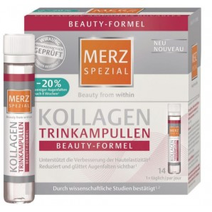 MERZ SPEZIAL Collagen Drinking Ampoules (14 pieces)