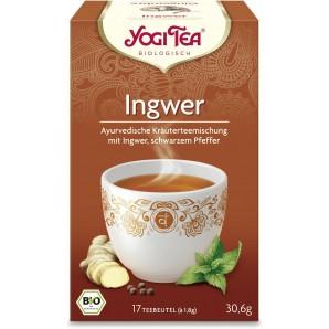 Yogi Tea - Ingwer (17x1.8g)
