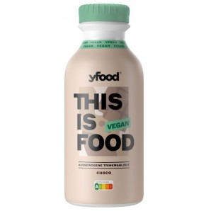 YFood Drink Meal Vegan Choco (500ml)