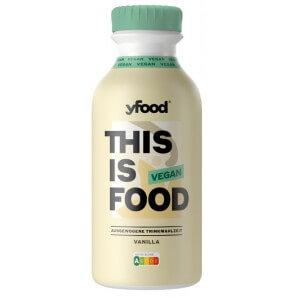 YFood Drink Meal Vegan Vanille (500ml)