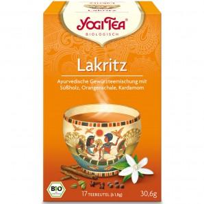 Yogi Tea - Lakritz (17x1.8g)