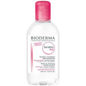BIODERMA Sensibio H2O solut micellaire bottle (250ml)