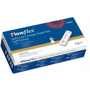Flowflex SARS-CoV-2 Antigen Rapid Test (5 Stk)