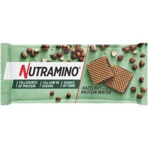NUTRAMINO Nutra-Go Protein Wafer Hazeln (39g)