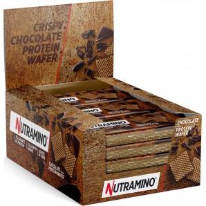 NUTRAMINO Nutra-Go Protein Wafer Choco (12x39g)