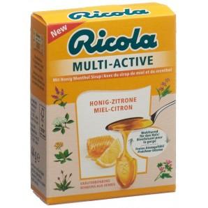 Ricola Multi-Active Honig Zitrone Box (44g)