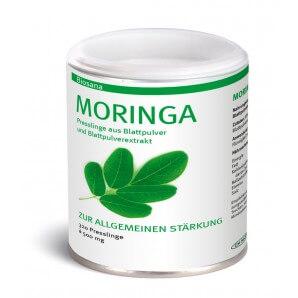 Biosana Moringa leaf powder...