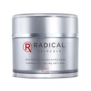 Radical Skincare Age Defying Exfoliating Pads (60 pieces)