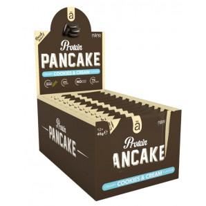 Nanosupps Protein Pancake Cookies & Cream (12x45g)