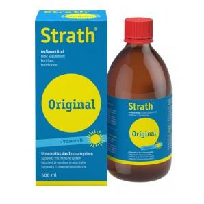 Strath Original Aufbaumittel mit Vitamin D (500ml)