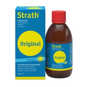 Strath Original Aufbaumittel mit Vitamin D (250ml)