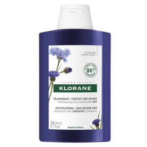 KLORANE Kornblumen Bio Shampoo (400ml)