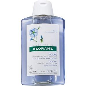 KLORANE Leinen Bio Shampoo (200ml)