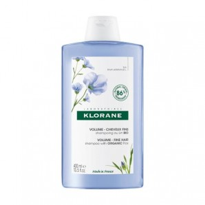 KLORANE Leinen Bio Shampoo (400ml)