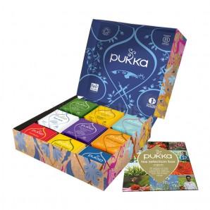 Pukka Selection Box thé biologique (45 sachets)