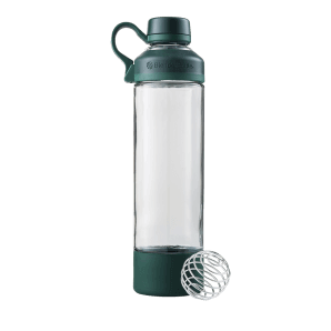 BlenderBottle Mantra Glas Spruce Grün (600ml)
