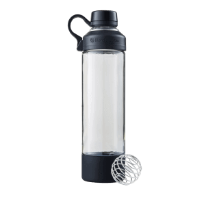 BlenderBottle Mantra Glass Black (600ml)