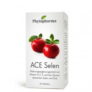 Phytopharma ACE Selen Zink Tabl (80 Stk)