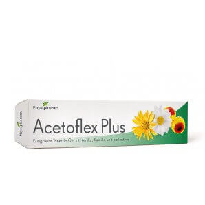Phytopharma - Acetoflex Plus Gel Tb (50 ml)