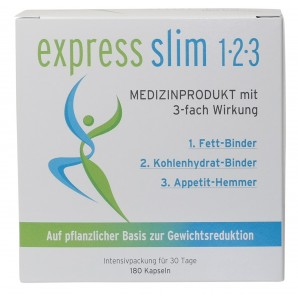 Express Slim 1 2 3 (180 Stk)