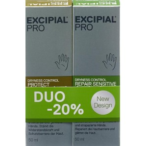 Excipial - PRO Dryness Protect/Repair Duo (2x50ml)