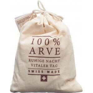 Aromalife Arve Copeaux de pin dans un sac en coton (200g)