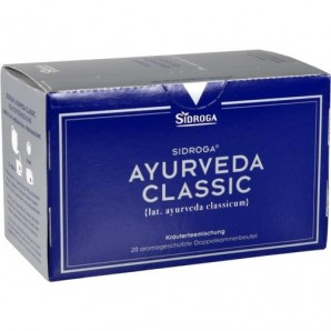 Sidroga Ayurveda Classic (20 Beutel)