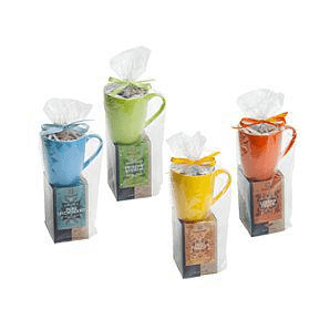 Aromalife Gift Set Teacup Happiness (4 pcs)
