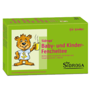 SIDROGA Baby and Kids Fennel Tea (20 teabags)