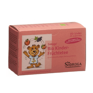 SIDROGA Organic Kids Fruit Tea (20 bags)