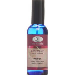 Aromalife Kissenspray Orange & Mandarine (100ml)