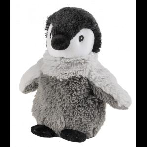 WARMIES Minis Wärme-Stofftier Baby-Pinguin Lavendel