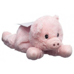 WARMIES Minis warmth soft toy piglet