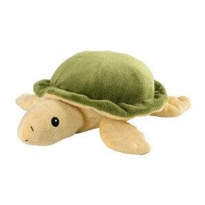 WARMIES Minis heat-stuffed toy turtle
