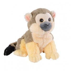 WARMIES Minis heat-soft toy squirrel monkey