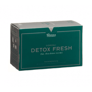 SIDROGA Detox Fresh (20 bags)