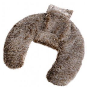 WARMIES Neck Warmer Deluxe Lavendel-Füllung