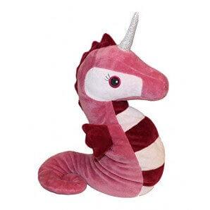WARMIES Minis heat-stuffed toy sea unicorn