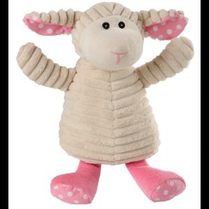 WARMIES PURE heat-soft toy sheep-dots