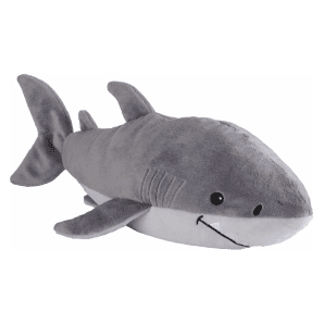 WARMIES warm stuffed animal shark