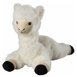 WARMIES warm stuffed animal Lama