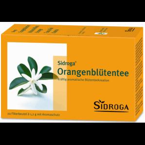 SIDROGA Orangenblütentee (20 Beutel)