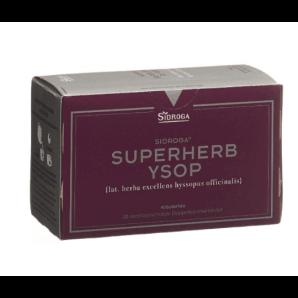 SIDROGA Superherb Ysop (20 Beutel)