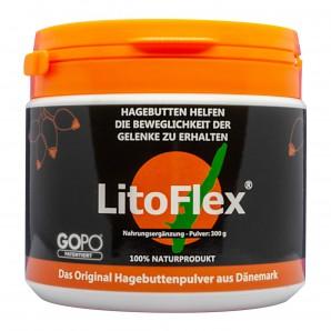 LitoFlex Rosehip Powder (300g)